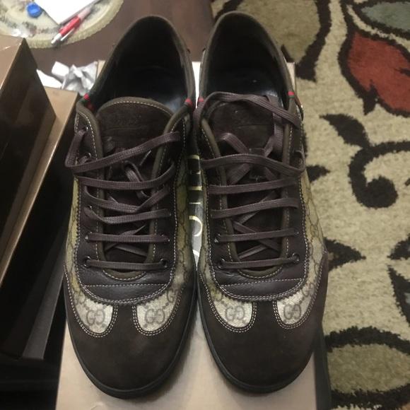 e4a559605 Gucci Shoes | Sneakers Size 12 Eu 45 | Poshmark